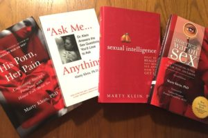 marty Klein Books