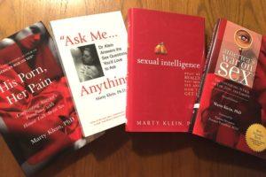 marty Klein Books